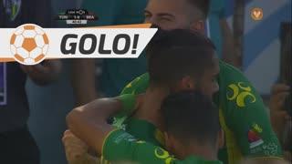 GOLO! CD Tondela, Eli aos 41', CD Tondela 1-0 SC Braga