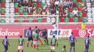 Marítimo M., Jogada, Edgar Costa aos 40'