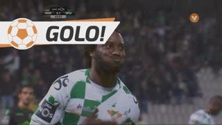 GOLO! Moreirense FC, Cauê aos 43', Moreirense FC 2-1 Sporting CP