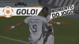 GOLO! CD Feirense, O. Etebo aos 89', Belenenses SAD 1-2 CD Feirense