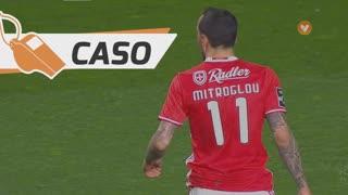 SL Benfica, Caso, K. Mitroglou aos 47'