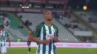 Vitória FC, Jogada, Meyong  aos 56'