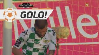 GOLO! Estoril Praia, Pedro Rebocho  (p.b.) aos 85', Moreirense FC 1-1 Estoril Praia