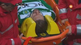 Sporting CP, Jogada, Adrien Silva aos 37'