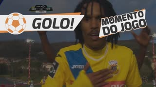 GOLO! FC Arouca, Kuca aos 18', FC Arouca 1-0 Vitória FC