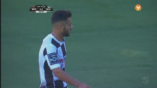 Boavista FC, Jogada, Carraça aos 10'