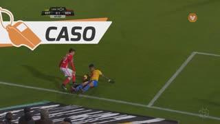 SL Benfica, Caso, F. Cervi aos 60'