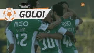 GOLO! Rio Ave FC, Tarantini aos 18', Rio Ave FC 1-0 GD Chaves
