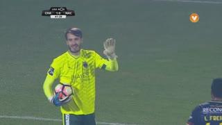 CD Nacional, Jogada, Salvador Agra aos 41'