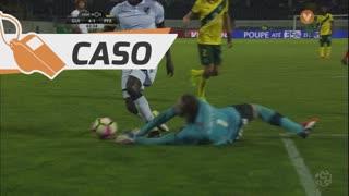 FC P.Ferreira, Caso, Rafael Defendi aos 61'