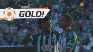 GOLO! Vitória FC, Vasco Fernandes aos 22', Vitória FC 1-1 FC P.Ferreira