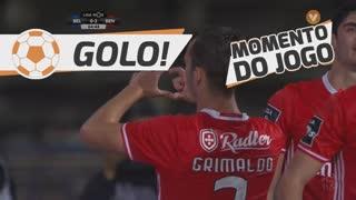 GOLO! SL Benfica, Álex Grimaldo aos 65', Belenenses 0-2 SL Benfica