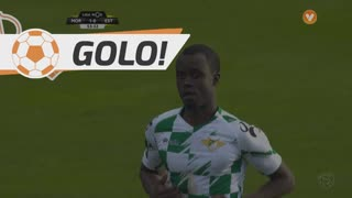 GOLO! Moreirense FC, M. Sougou aos 53', Moreirense FC 1-0 Estoril Praia
