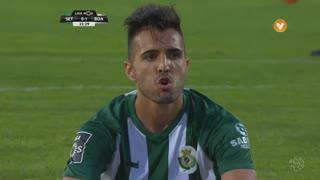 Vitória FC, Jogada, Zé Manuel aos 32'
