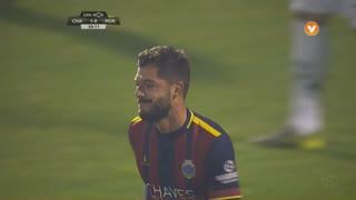 GD Chaves, Jogada, Fábio Santos aos 21'