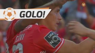 GOLO! SL Benfica, F. Cervi aos 70', SL Benfica 3-0 CD Feirense