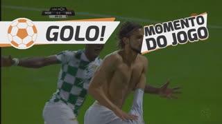 GOLO! Moreirense FC, Alan Schons aos 90', Moreirense FC 2-1 SC Braga