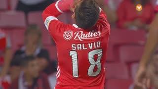 SL Benfica, Jogada, Salvio aos 11'