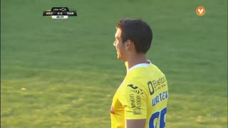 FC Arouca, Jogada, Walter González aos 48'
