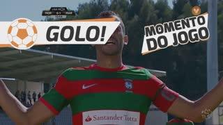 GOLO! Marítimo M., Fransérgio aos 14', Moreirense FC 0-1 Marítimo M.