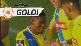 GOLO! FC Arouca, Jorginho Intima aos 6', FC Arouca 1-0 FC P.Ferreira