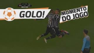 GOLO! Vitória SC, Soares aos 16', SC Braga 0-2 Vitória SC