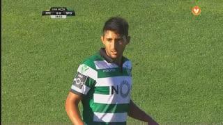 Sporting CP, Jogada, Alan Ruiz aos 33'