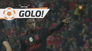 GOLO! SL Benfica, Gonçalo Guedes aos 27', Marítimo M. 1-1 SL Benfica