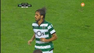 Sporting CP, Jogada, B. Ruiz aos 27'