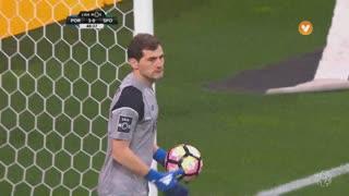Sporting CP, Jogada, B. Ruiz aos 49'