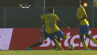 FC Arouca, Jogada, Mateus aos 58'