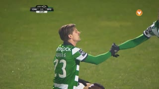 Sporting CP, Jogada, Adrien Silva aos 59'