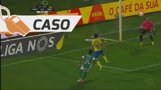 FC Arouca, Caso, Anderson Luis aos 36'
