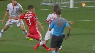 SL Benfica, Jogada, Álex Grimaldo aos 19'