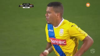 FC Arouca, Jogada, Nuno Valente aos 33'