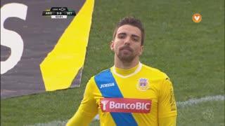 FC Arouca, Jogada, Tomané aos 2'