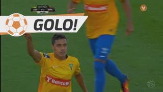 GOLO! Estoril Praia, Alisson Farias aos 47', Estoril Praia 1-2 SC Braga