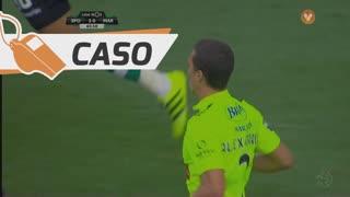 Sporting CP, Caso, Maurício aos 66'