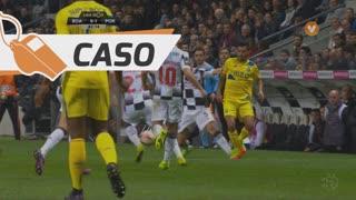 Boavista FC, Caso, Talocha aos 42'