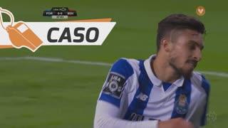 FC Porto, Caso, Alex Telles aos 37'