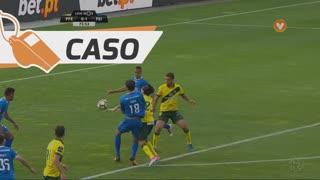 FC P.Ferreira, Caso, Ivo Rodrigues aos 76'