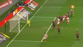 SC Braga, Jogada, Rodrigo Battaglia aos 36'