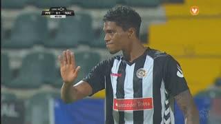 CD Nacional, Jogada, Ricardo Gomes aos 41'