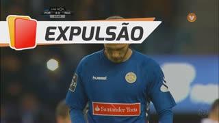 CD Nacional, Expulsão, Tobias Figueiredo aos 62'