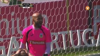 FC P.Ferreira, Jogada, Medeiros aos 23'