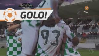 GOLO! Moreirense FC, Bruno César (p.b.) aos 17', Moreirense FC 1-0 Sporting CP