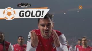 GOLO! SC Braga, André Pinto aos 33', SC Braga 1-0 Moreirense FC