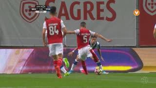 SC Braga, Jogada, Rodrigo Battaglia aos 20'
