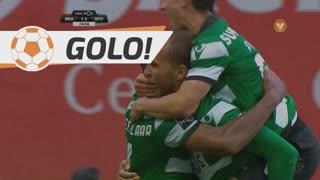 GOLO! Sporting CP, Bas Dost aos 75', SC Braga 1-2 Sporting CP