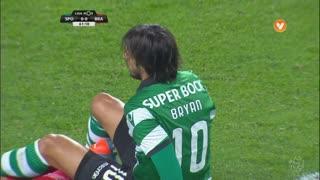 Sporting CP, Jogada, B. Ruiz aos 61'